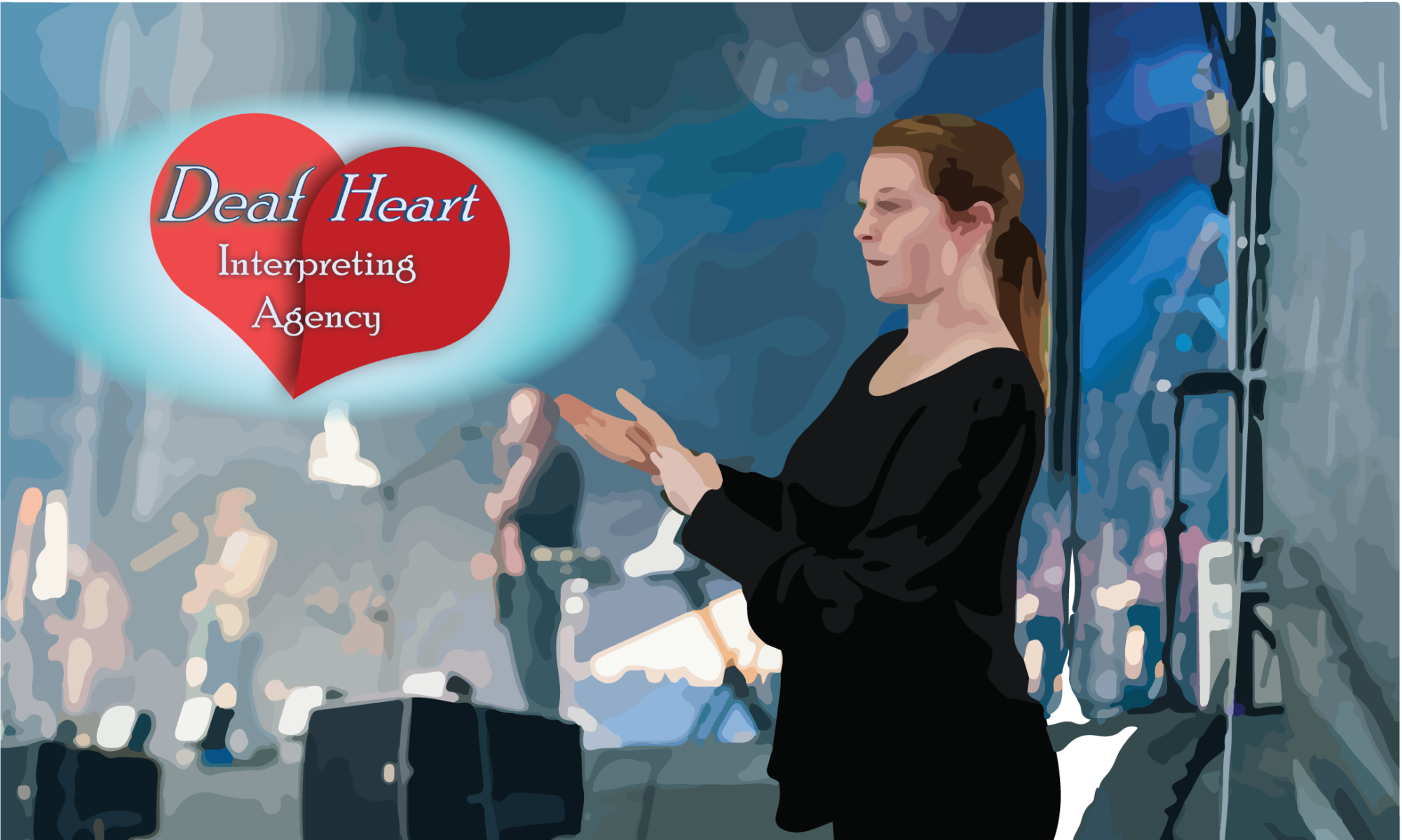 Deaf Heart Interpreting Agency